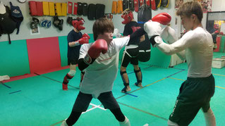 キックボクシングを奈良でするならteamYAMATO大和高田本部。