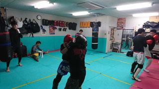 奈良 空手 道場 キックボクシング teamYAMATO奈良