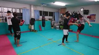 奈良 大和高田 キックボクシング 格闘技 カラテ