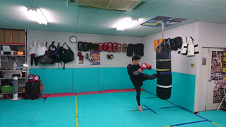 奈良県大和高田市でキックボクシングするならteamYAMATO