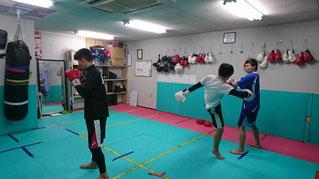 大和高田市のキックボクシングならteamYAMATO大和高田本部