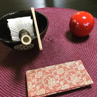 茶道教室PLUS「日の丸」