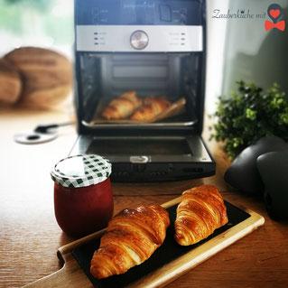 Deluxe Air Fryer Pampered Chef, Rezepte, Anleitung, Zauberküche mit Herz