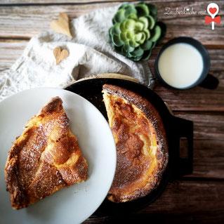 Ofenpfannkuchen, Rezept, Zauberküche mit Herz, Pampered Chef Rezepte, Blog