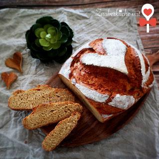 Ofenmeister von Pampered Chef®, Brotrezept, Brot, Zauberküche mit Herz