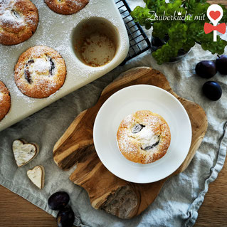 Muffins Rezepte, Pampered Chef Rezepte Zauberküche mit Herz