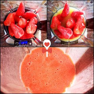 Pampered Chef Rezepte, Mixer, Blenderrezepte, Erdbeer Rezepte. Margarita