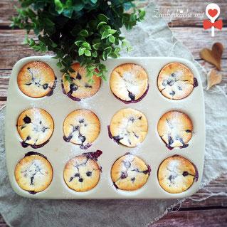 Blaubeermuffins, Muffinrezepte, Pampered Chef Rezepte