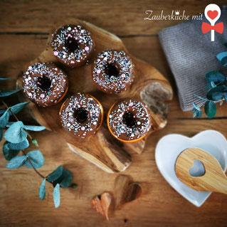 Donut, Donutform Pampered Chef®, Rezept
