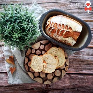Brot, Rezept, Lily Pampered Chef®, Zauberküche mit Herz