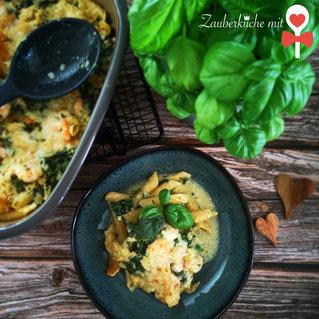 One Pot Pasta, Pampered Chef Rezept Ofenmeister