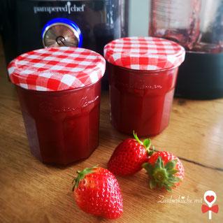 Blenderrezepte, Zauberküche mit Herz, Marmelade, Mixer