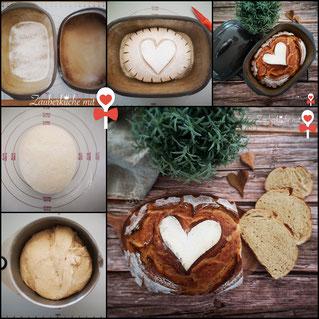 Ofenhexe Pampered Chef, Brot Rezept