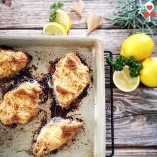 Panierte Ofenschnitzel, Ofenzauberer Pampered Chef®