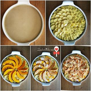 Kartoffelgratin White Lady Pampered Chef Rezepte