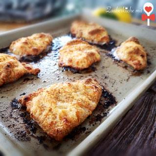 Ofenzauberer von Pampered Chef®, Rezept Schnitzel, Zauberküche mit Herz