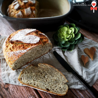 Brot Brotrezept Ofenmeister Zauberküche mit Herz