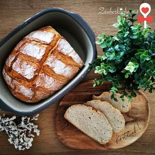 Ofenmeister, Brot, Rezepte Pampered Chef Zauberküche mit Herz