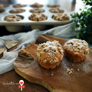 Muffins, Apfel, 12-er Snack Pampered Chef