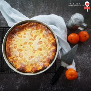 Ofenhexe Pampered Chef® ,Käsekuchen