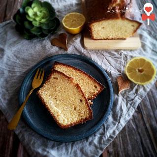 Rezept Zitronenkuchen Zauberküche mit Herz