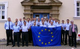 Seminar mit der Bundeswehr zur Europäischen Union