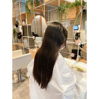 横浜 元町 石川町 ヘアドネーション 美容室 ロングスタイル ショートスタイル
