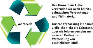Burro Azul Recycle