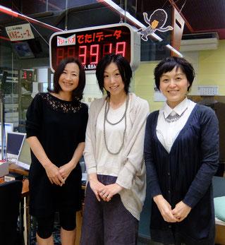 KNBラジオ「でる女子」 2014年10月27日