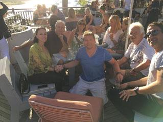 Mit der Avalon Gang im Newport