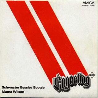 Als AMIGA-Single 1977 erschienen - DDR-weit