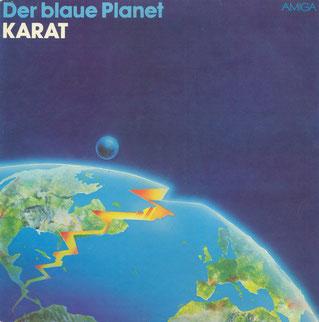 1982 bringt AMIGA dieses Karat-Album heraus