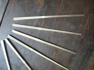 とり箸 19〜20cm(銀) ¥12,000〜15,000