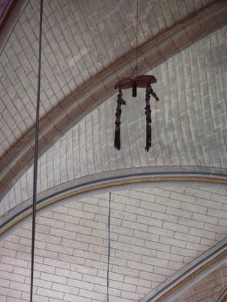 Chapeau du cardinal Boyer