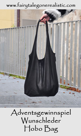 Adventsgewinnspiel Wunschleder Hobo Bag Outfit Fake Fur Modeblog Fairy Tale Gone Realistic Fashionblog Deutschland