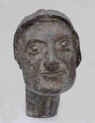 Hilda Sandtner  · Porträtbüste von Heinrich Kirchner