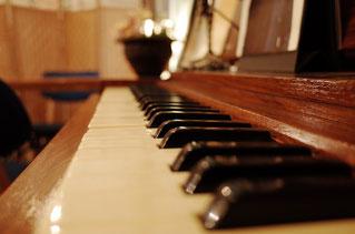 Ecole de musique EMC à Crolles - Grésivaudan : cours de piano DR