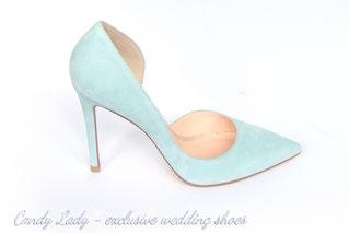 Голубые туфли Candy Lady Киев Москва Сочи