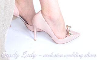 Туфли оттенка пудра. Цена 4 200 грн.