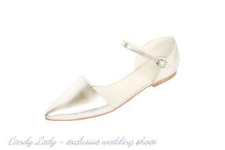 свадебные туфли балетки Candy Lady Киев Москва Сочи Питер Днепропетровск