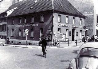 dudweiler, saarbruecken, armbrust, eckbrunnen, gasthaus