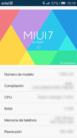 MIUI 7 - Duophased Themes