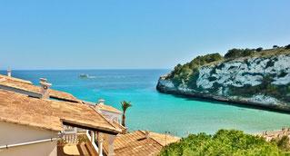 Vista del Mar - Ferienwohnung Dona Maria, Sonnenterrasse