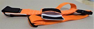 Pferdehalsband Tracker-Tasche