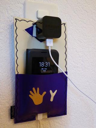 Handy-Aufladebeutel