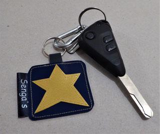 Schlüsselanhänger schlicht