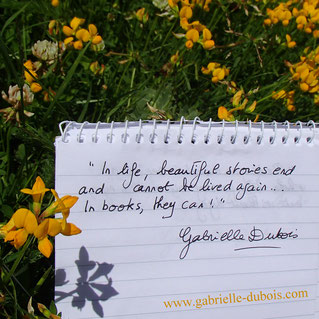 stories. Quote, Gabrielle Dubois, author, Mistress Mine historical fiction