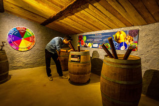 découverte olfactive des vins rc vtc Le Bouïs Gruissan