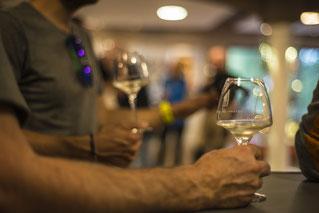 dégustations vins de l'aude, portels des corbières