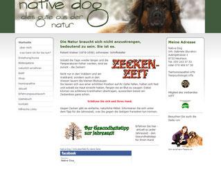 www.nativedog.ch